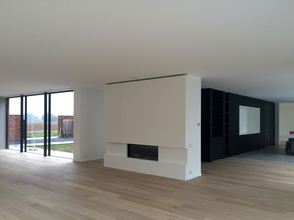 Architecture intérieure tournai