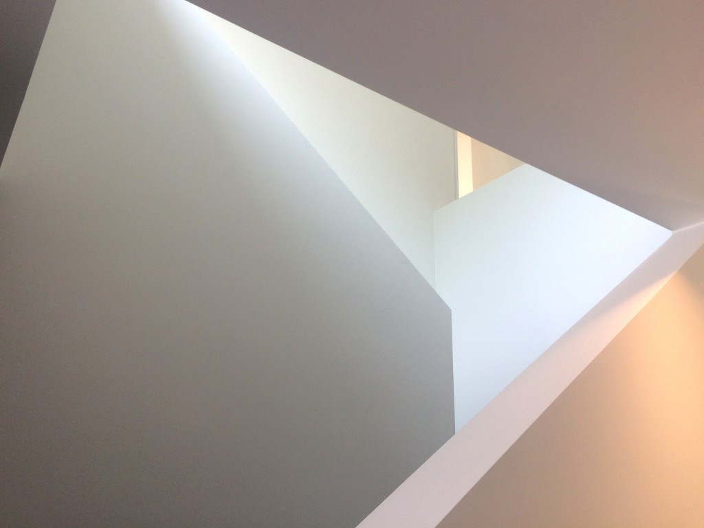 Escalier minimaliste