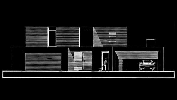H b architects architectes de deurwaerder for Hb architectes